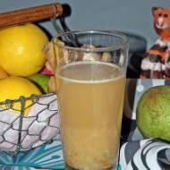 Oczyszczający sok na dzień dobry