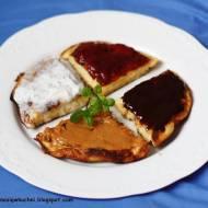 Omlet biszkoptowy pieczony