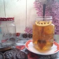Zimowa herbata z goździkami