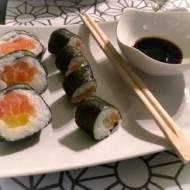 Domowe sushi – jak zrobić, ile to kosztuje