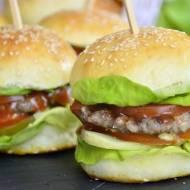Imprezowe mini hamburgery