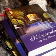Księgarenka przy ulicy Wiśniowej. - magiczne opowiadania o zapachu świąt.