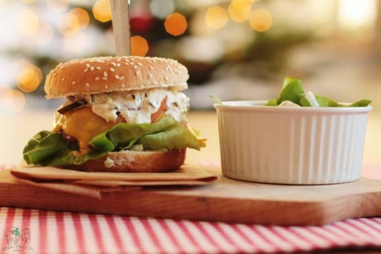 Hamburgery z wołowiną