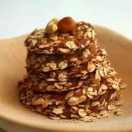 Ciasteczka daktylowe bez cukru