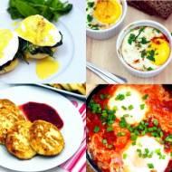 Moje ulubione pomysły na śniadania