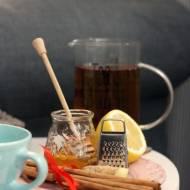 Herbata rozgrzewająca na zimowe dni