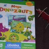 "Recenzja ""Moje dinozaury"" Granna"