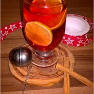 Zimowa herbatka i kilka słów o filtrowanej wodzie