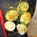 Paprykowe Jajka z Patelni