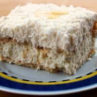 Ciasto rafaello bez pieczenia!