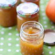 Domowy dżem pomarańczowy bez cukru
