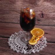 Zimowy drink z amaretto