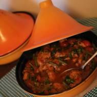 Kurczak tagine, czyli obiad w stylu marokańskim