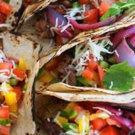 Soczyste mięsko a la Oaxaca z dodatkami
