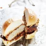 Japońskie hamburgery Menchi Katsu