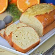 Babka piaskowa pomarańczowa (ekspresowa, na śmietanie)