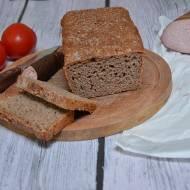 Chleb żytni razowy na zakwasie