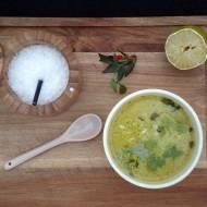 Na rozgrzanie: pikantna zupa z kurczakiem