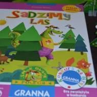 """""""Sadzimy las"""" Granna"""