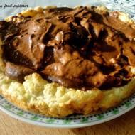 Pieczony omlet szarlotkowy