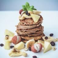 Pomysł na śniadanie – pancakes z bananami