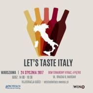24 stycznia – Let's taste Italy – Warszawa