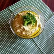 Brokułowa pasta kanapkowa / pesto z brokuła