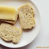 Chleb z mąką z quinoa (bez glutenu)