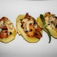 Faszerowane ziemniaki a'la gyros