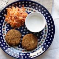Kotleciki z ziemniaków i makreli