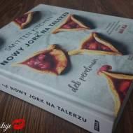 Nowy Jork na Talerzu - Jedna z moich ulubionych książek!