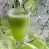 Sposób na detoks-koktajl zielony