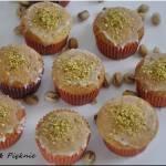 Babeczki pistacjowe