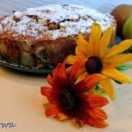 Irlandzkie ciasto z jabłkami
