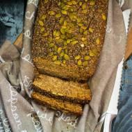 Chleb bezglutenowy (paleo, bez drożdzy, gryczany)