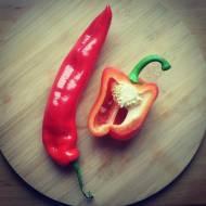 Jedz paprykę, żyj dłużej?