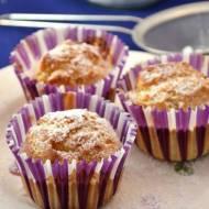 Kokosowe muffiny śniadaniowe wg przepisu Nigelli Lawson w wersji bezglutenowej i bezmlecznej