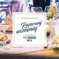 20-28 lutego – Restaurant Week – Kraków i Warszawa