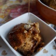 Wegański pudding z daktyli i fig