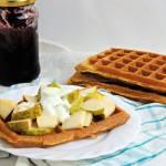 4-składnikowe gofry – proste i szybkie