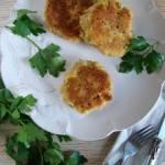 Kotleciki rybno – ziemniaczane