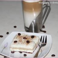 """Ciasto """"Latte macchiato"""" bez pieczenia i """"Sekretna zima Jaśminy"""""""