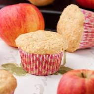 Babeczki majonezowe z jabłkiem