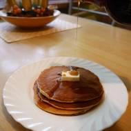Śniadaniowe pancakes