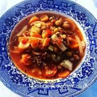 Zupa z ciecierzycy pyszna i rozgrzewająca