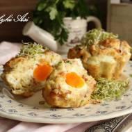 Babeczki z jajem