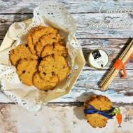 Ciasteczka jaglano kokosowe