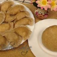 Ciasto na Pierogi z Mąki Pełnoziarnistej