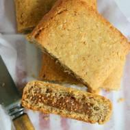Fig rolls – wegańskie ciasteczka z nadzieniem z suszonych owoców