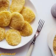 Bezglutenowe racuchy ( bez jajek, mleka )